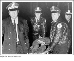 Chicago Police Officers Seem to Enjoy Carrying Out Fred Hampton's Body